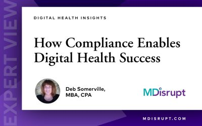 4 Things Digital Health Innovators Need to Know about Compliance