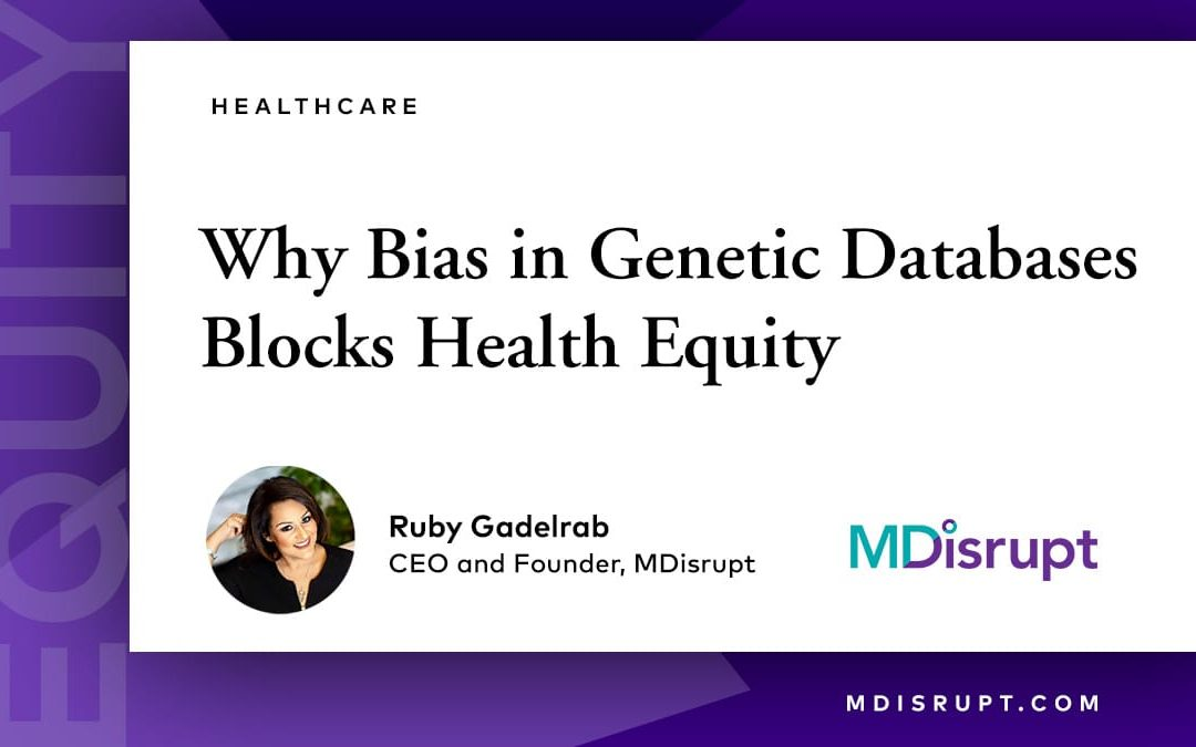 Overly White Genetic Databases = Decades More Health Disparities